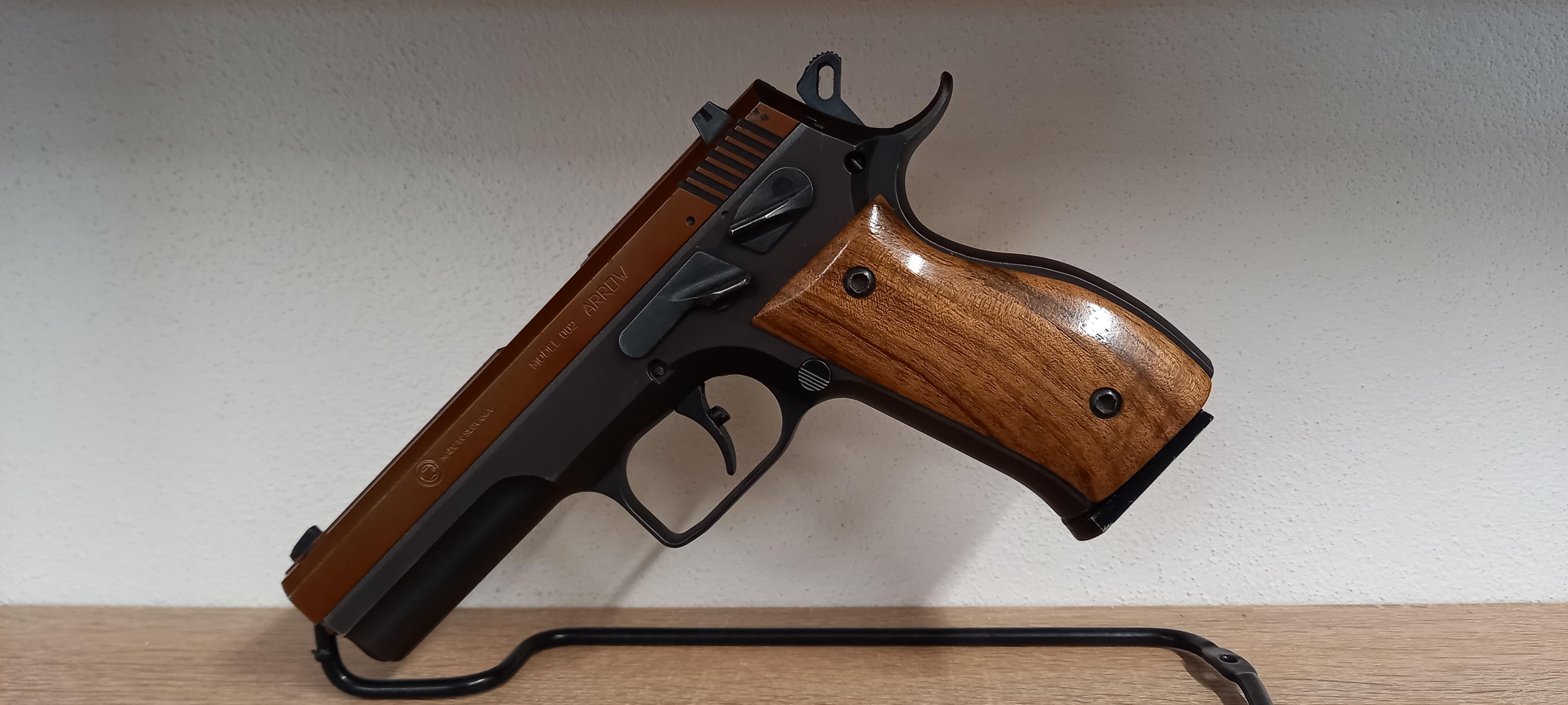 ARROW 9mm Luger