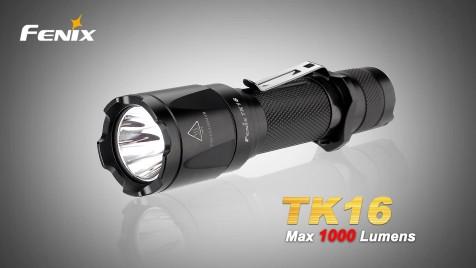 Taktické svietidlo Fenix TK 16