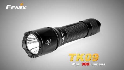 Taktické LED svietidlo Fenix TK09 XP-L